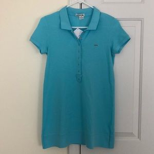 Lacoste Cotton polo dress